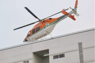 NEMA introduces air ambulance for emergency health care