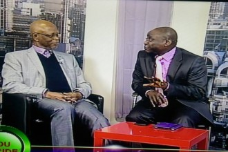 APC Chieftains appears on TV in London except Gen Buhari (PHOTOS)