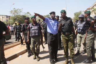 Police promise adequate security during Saturday's poll in FCT