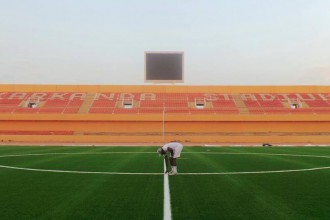 Super Eagles to open new Stadium in Katsina