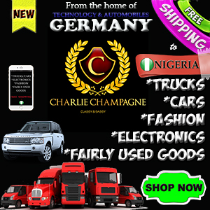 The 1st German Online Shop for Nigeria & West Africa
