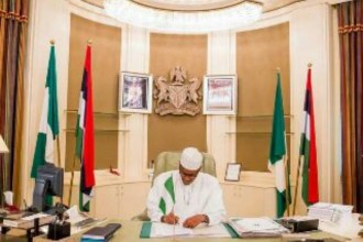 [POLITICS] President Buhari meets with 36 governors today, June 23