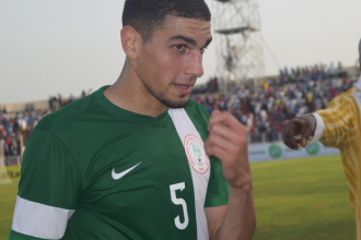 Super Eagles defender Leon Balogun joins Bundesliga side, Mainz