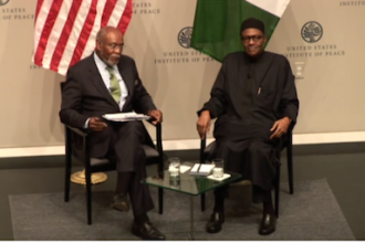"""I am not too confident about my memory"" - President Buhari admits"
