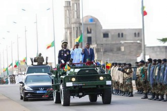 [PHOTO NEWS] Buhari 1-day State visit to the Republic of Benin