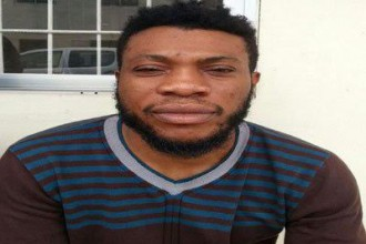 [PHOTO NEWS] Young Nigerian fashion designer caught trafficking cocaine