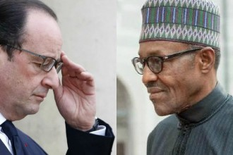 President Buhari visits France for a 3 days official visit