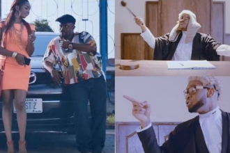 [MUSIC VIDEO] D'Prince – Oga Titus
