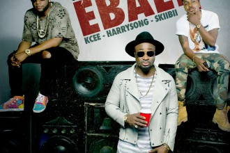 [MUSIC VIDEO] Ebaeno- Kcee & HarrySong & SkiiBii