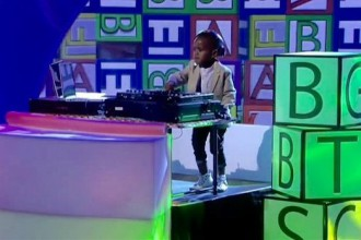 [VIDEO] Three year old DJ Arch Jr wins South Africa's Got Talent