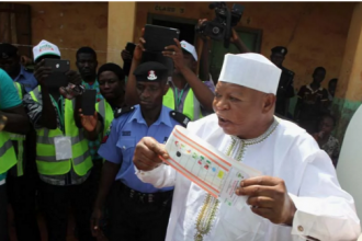 Dreams of Kogi APC Governorship candidate Audu Truncated,dies suddenly after INEC Announcement