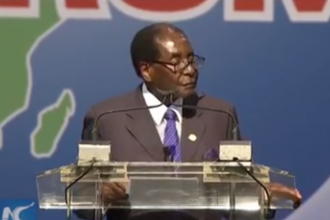 [VIDEO] President Mugabe praises China at South Africa Summit