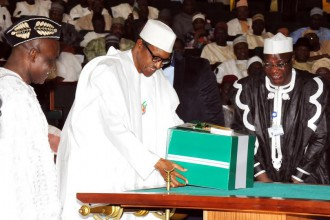 [UNBELIEVABLE] 2016 Budget missing at National Assembly