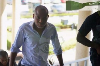[#BIAFRA] Nnamdi #Kanu and New Judge absent at Court as Lawyers fight over his Representation