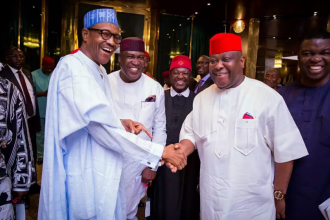 [PHOTO NEWS] Buhari hosts South East Leaders,a Day After Ontisha Massacre
