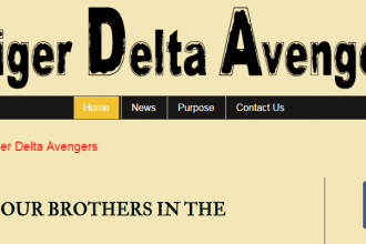 [BREAKING] Niger Delta Avengers launches new website