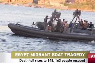 [VIDEO] 163 Persons Rescued as Death Toll in Egypt's Migrant Boat Tragedy Climbs to 148