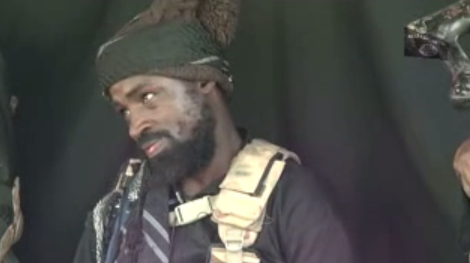 """[VIDEO] Boko Haram leader, Shekau releases new video,""""I am in a happy state, good health, and in safety"""""""