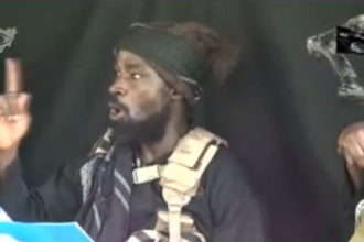 [VIDEO] #BokoHaram Leader #Shekau recites #Nigerian National #Anthem & #Pledge