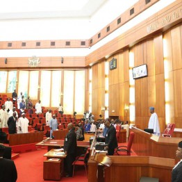 [SEXUAL HARASSMENT BILL] 5 years imprisonment and N5 million penalty- Nigerian Senate