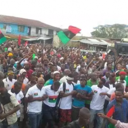 "#Buhari launches ""Operation Python Dance"" against #IPOB in South East"