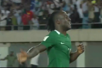 [BREAKING] Nigerian Super Eagles defeats Algerian Desert Fox 3-1 (VIDEO)