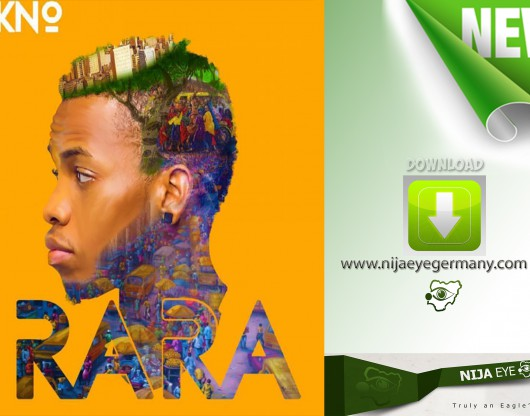[NEW MUSIC]Tekno – Rara (DOWNLOAD)