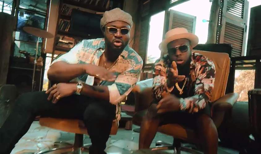 [MUSIC VIDEO] Harrysong ft Timaya – Samankwe