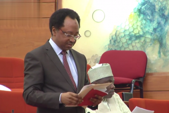 [VIDEO] Senator Shehu Sani exposes Buhari's LIES in his letter to Senate