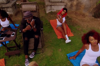 [MUSIC VIDEO] Yung L ft. Timaya – Pass The Aux (Remix)