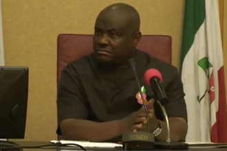 "[VIDEO] You are ""BIASED"" Gov.Wike tells Inspector General of Police"