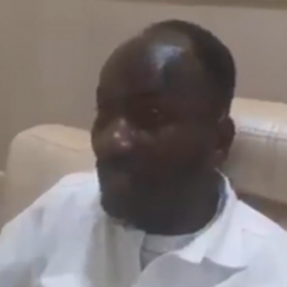 [VIDEO] Apostle Suleiman rescued from DSS arrest by Ekiti Gov ,warns FG