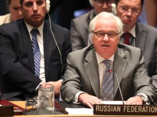 [BREAKING] Russia's ambassador to United Nations dies in New York