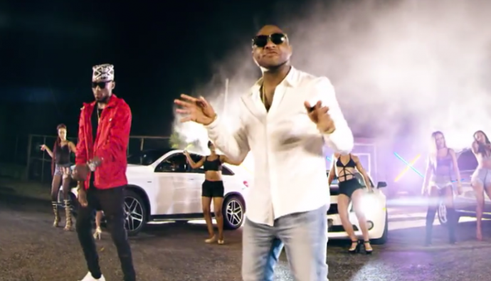[MUSIC VIDEO] DJ Spinall ft. Davido & Wande Coal – Olowo