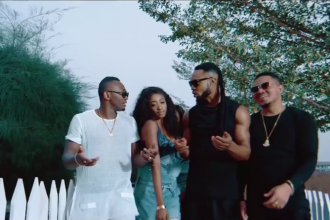 [MUSIC VIDEO] Bracket ft. Flavour – Chop Kiss