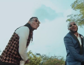 [MUSIC VIDEO] Solidstar ft. 2Baba – Nwa Baby