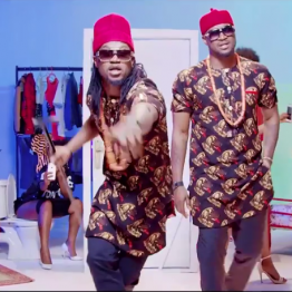 [MUSIC VIDEO] P-Square – Nobody Ugly