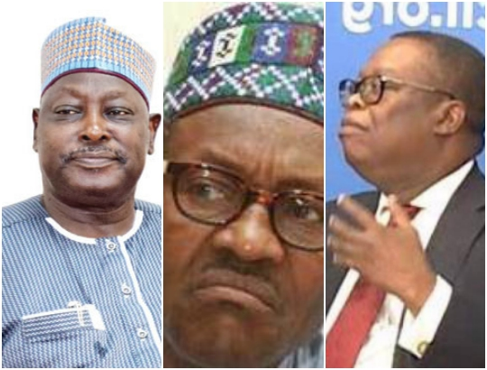 [BREAKING] #Buhari FINALLY gets Serious to fight #CORRUPTION suspends DG of the #NIA & #SGF