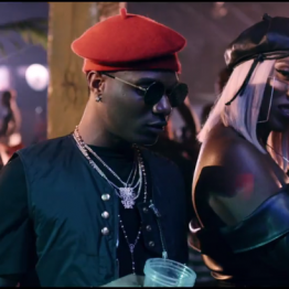 [MUSIC VIDEO] Tiwa Savage ft. Wizkid & Spellz – Malo