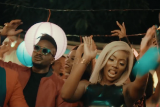 [MUSIC VIDEO] Sauti Sol ft. Tiwa Savage – Girl Next Door