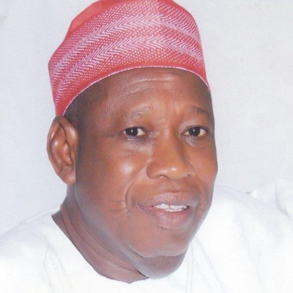 [2019 ELECTION] Gov.#Ganduje of #Kano promises to deliver 5m votes to #Buhari in 2019