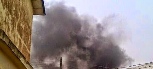 Deadly bomb explodes in Gombe near Venue of President Jonathan rally