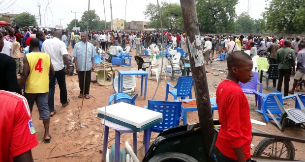 Why some Abuja men spend more time in beer palour, gardens