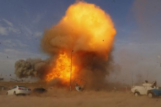 Car bombs kill 40 in Libyan City of Qubbah (VIDEO)