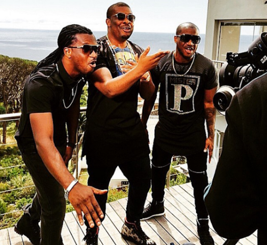 Collabo - P-Square ft Don Jazzy