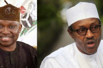 Publish Buhari's Picture boarding the plane or granting interview to Aviation Correspondents at the Abuja Airport- Gov Fayose