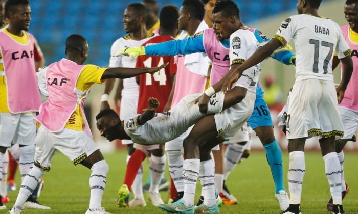 GHANA SEND HOSTS PACKING, SET-UP DREAM FINAL