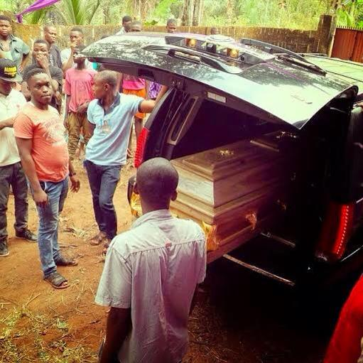 Muna Obiekwe Laid To Rest In Anambra (PHOTO NEWS)