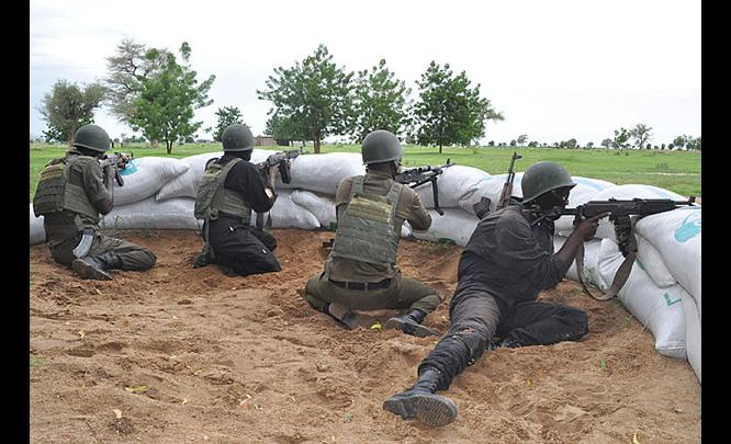 Bomb Attack Foiled In IDPs Camp In Maiduguri, 2 Arrested