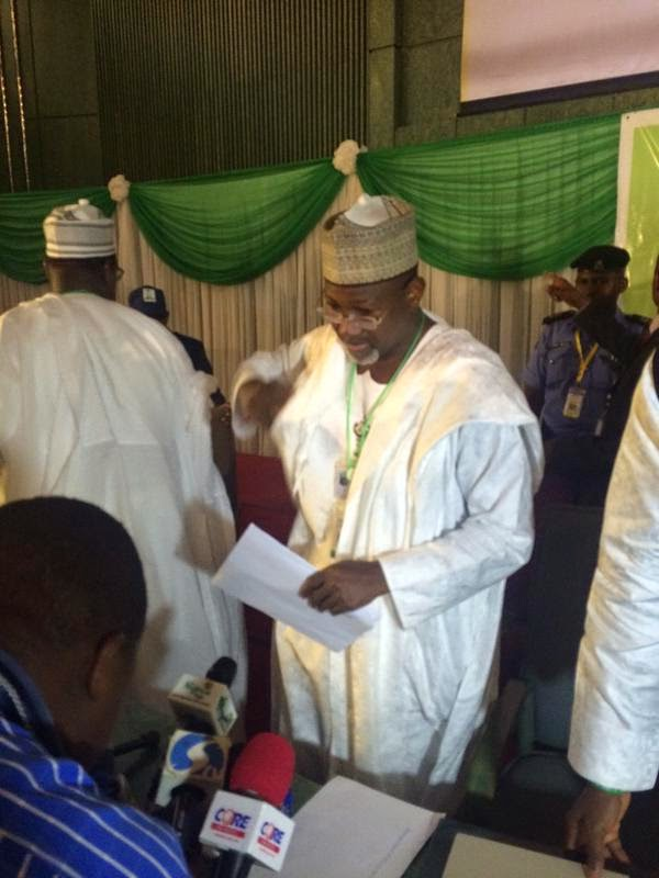 PDP in early but Slim Lead as INEC anounces Results from 8 States including Abuja